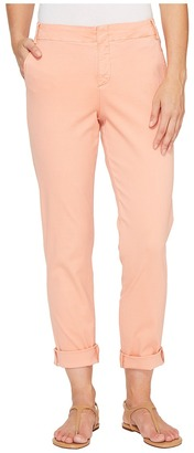 NYDJ - Clean Chino Women's Casual Pants $114 thestylecure.com