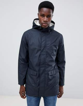 French Connection Fishtail Hooded Parka With Fleece Lining
