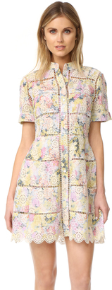Zimmermann Valour Hydrangea Bell Dress $695 thestylecure.com