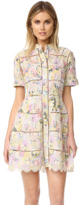 Zimmermann Valour Hydrangea Bell Dress $695 thestylecure.com