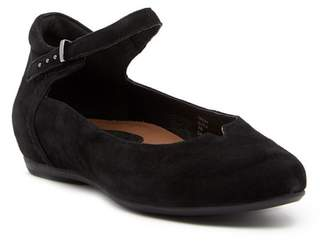 Earthies Emery Ankle Strap Flat