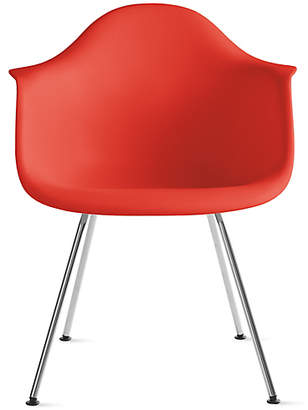 Design Within Reach Herman Miller Eames Molded Plastic 4-Leg Armchair (DAX) at DWR