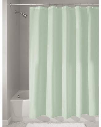 At Amazon InterDesign 72 Inch By Fabric Waterproof Shower Curtain Liner