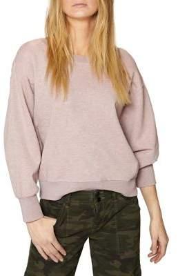 Sanctuary Nolita Cotton Sweatshirt