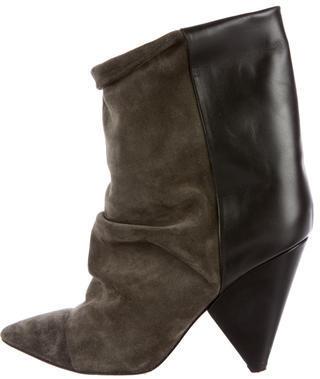 Isabel MarantIsabel Marant Suede Andrew Ankle Boots