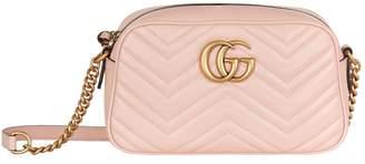 Gucci Small Marmont Matelasse Cross Body Bag