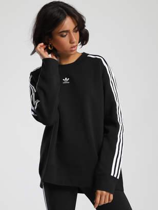 adidas Crew Sweater in Black