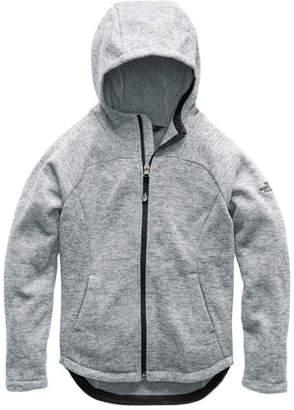 The North Face Indi Heathered Fleece Hooded Jacket, Size XXS-XL