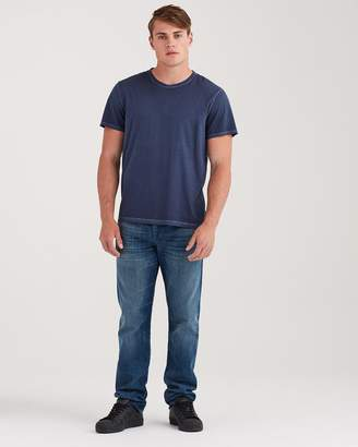 7 For All Mankind Airweft Denim The Straight in Flash