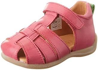 2c2f057134d39e Froddo Baby Girls Sandal Fuxia G2150062-3 118 mm Walking Baby Shoes 1.5  Child UK