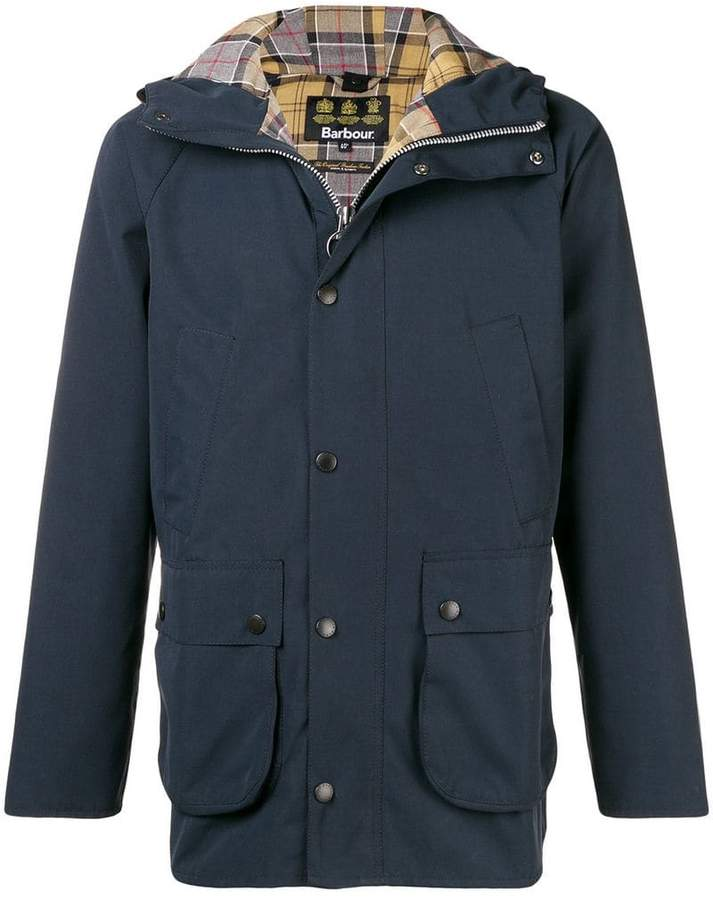 Barbour Beadle hooded casual jacket