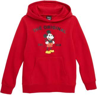 Vans x Disney Classic Mickey Hoodie