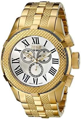 Invicta Men's 17432 Bolt Analog Display Swiss Quartz Gold Watch