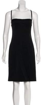 Dolce & Gabbana Knee-Length Slip Dress