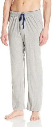 Hanes Men's Solid Knit Pant, Grey