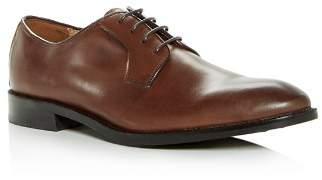 Gordon Rush Men's Wheaton Leather Plain Toe Oxfords