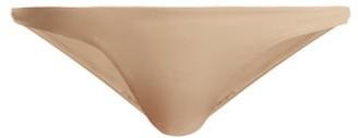 JADE SWIM Most Wanted Low Rise Bikini Briefs - Womens - Nude