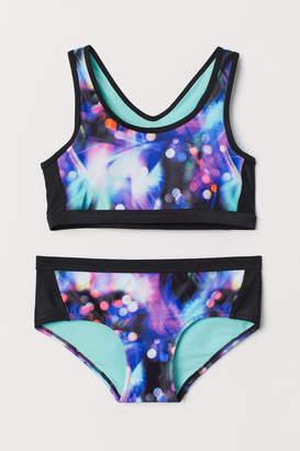 H&M Sports bikini