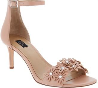 G.I.L.I. Got It Love It G.I.L.I. Floral Ankle Strap Sandal - Gliona
