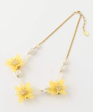 Tocca (トッカ) - TOCCA BOUQUET NECKLACE ネックレス(C)FDB
