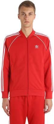 adidas Sst Shiny Tricot Track Jacket