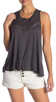 O'Neill Charline Embroidered Tank Top