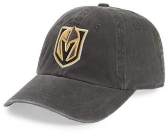 American Needle New Raglan Las Vegas Golden Knights Baseball Cap