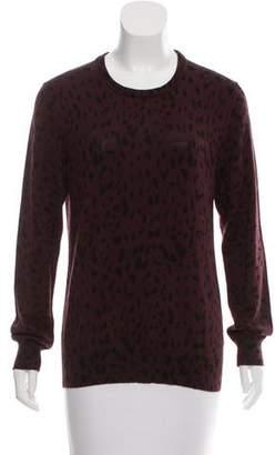 J. Lindeberg Crew Neck Wool Sweater