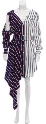Monse 2017 Silk Dress w/ Tags