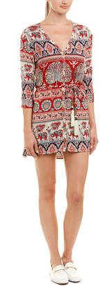Chaser Tapestry Shirtdress