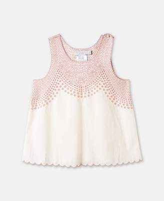Stella McCartney adriana emroidery top