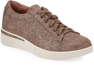 Gentle Souls Haddie Leather Platform Sneakers