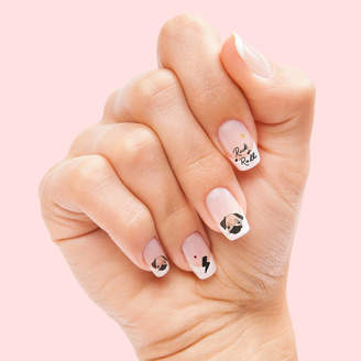 House Of Wonderland Pug Dog Lover Nail Transfers