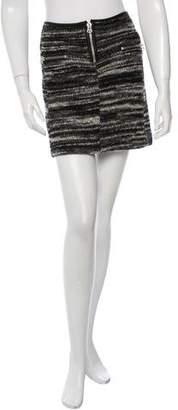 Etoile Isabel Marant Bouclé Mini Skirt