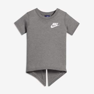 Nike Sportswear Younger Kids'(Girls') Short-Sleeve Top