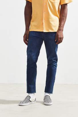 A Gold E AGOLDE Hero Rinsed Tapered Slim Jean
