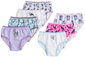 Disney Disney's Vampirina Toddler Girl 7-pack Brief Panties