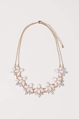 H&M Necklace with Pendants - Gold