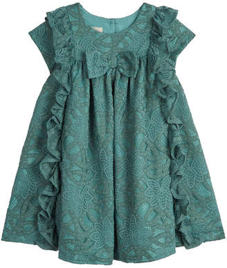 Laura Ashley Lace Bow Dress