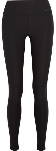 Nike - Legend 2.0 Stretch-jersey Leggings - Black