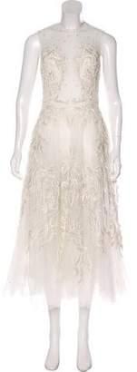 ZUHAIR MURAD Embellished Wedding Gown