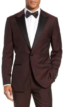Bonobos Capstone Slim Fit Italian Wool Dinner Jacket