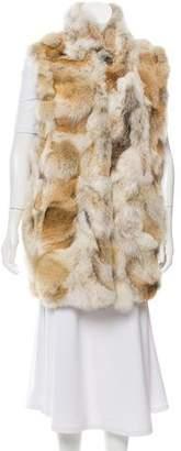 Fur Coyote Fur Vest