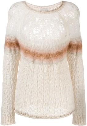 Forte Forte Naturale knit jumper