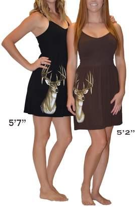 Sporty Girl Apparel Deer Head Onsize