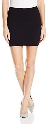 Susana Monaco Women's Slim Mini Skirt