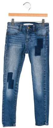 Joe's Jeans Girls' Two Pocket Skinny Jeans