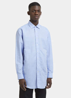 Acne Studios Atlent Chambray Shirt in Blue