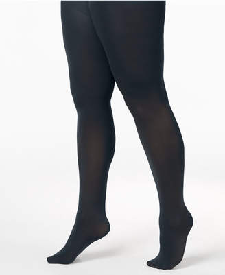 Berkshire Women Easy-On Queen Plus Size Max Coverage Tights 5036