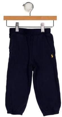 Ralph Lauren Boys' Two Pockets Sweatpants